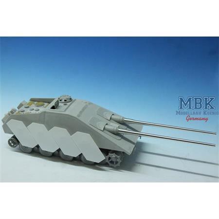 E100 Jagdpanzer Alligator 2 (10,5cm Doppelflak)