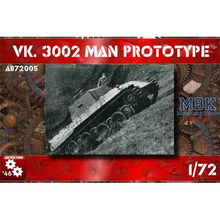 VK3002 MAN Prototype