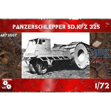 Panzerschlepper Sd.Kfz.325