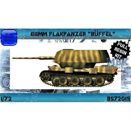 "88mm Flakpanzer ""Büffel"""
