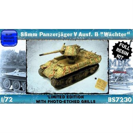 """88mm Panzerjäger V Ausf.B """"Wächter"""""""