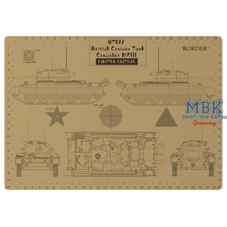 Crusader Mk.III - British Cruiser Tank Mk. VI