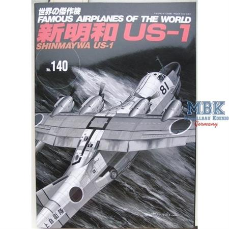 FA140 Shinmaywa US-1