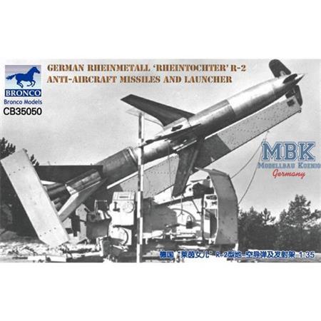 """Rheinmetall """"Rheintochter"""" R-2"""