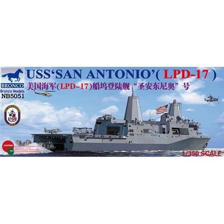 LPD-22 USS San Diego