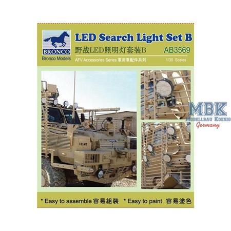 LED Search Light Set B