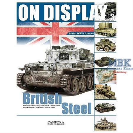 On Display vol.3: British Steel