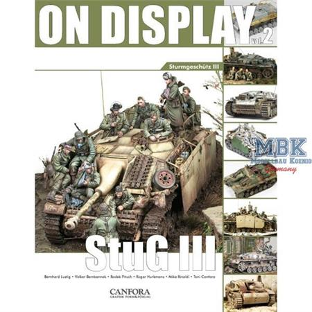 On Display vol.2: StuG III