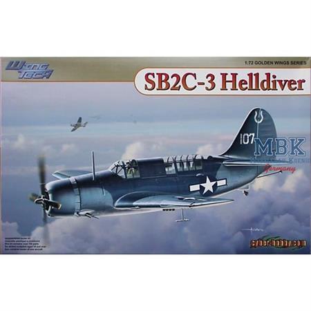 Grumman SB2C-3 Helldiver