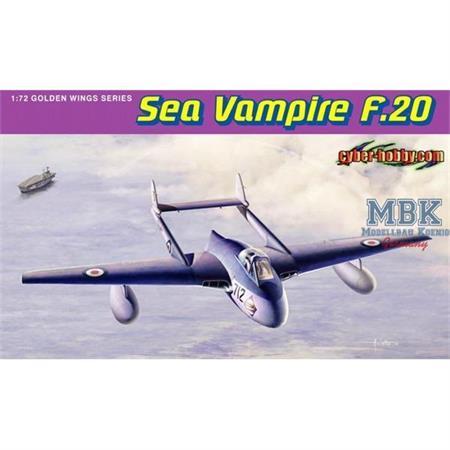 Sea Vampire F.20