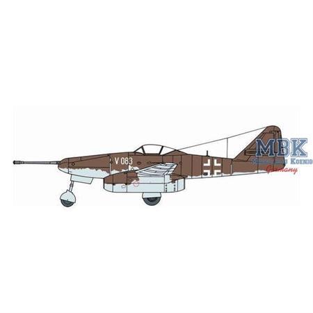 Me262A-1/U4 w/Engine Details (Orange Box Series)