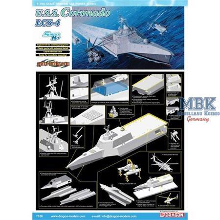 U.S.S. Coronado LCS-4 ~ Smart Kit