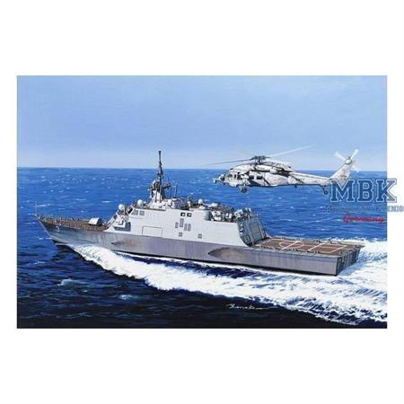 U.S.S. Fort Worth LCS-3 - Smart Kit ~ Cyber Hobby