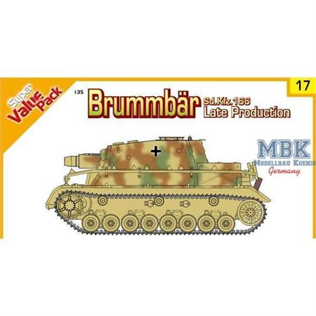 Brummbär late Production (Cyber Hobby Orange Box)