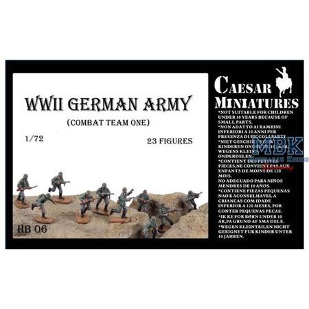 WWII Germans Army (combat team one)