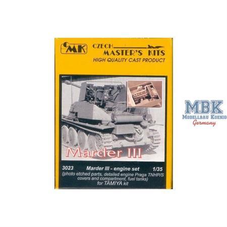 Marder III Engine Set