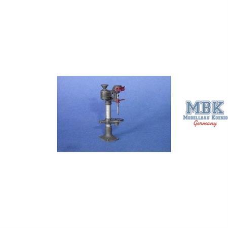 Pedestal Drilling Machine / Säulenbohrmaschine