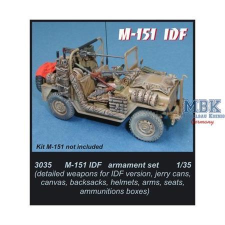 M151 IDF Armament Set