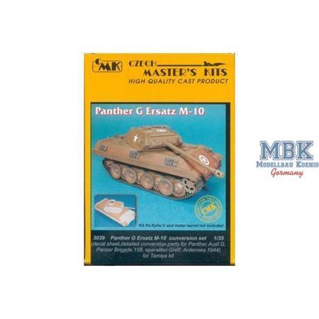 Panther G Ersatz M10 Conversion Set