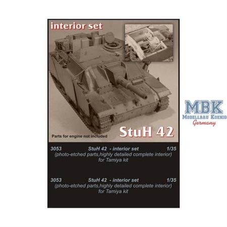 StuH42 Interior Set