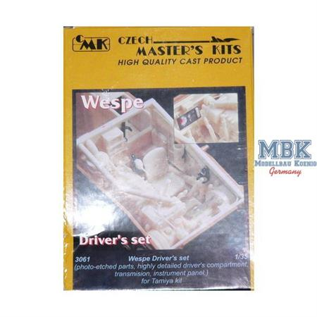 Wespe Driver\'s Set