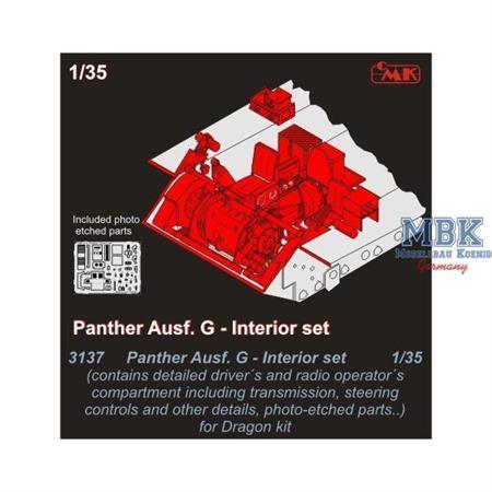 Panther Ausf. G Driver Set