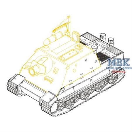 Sturmtiger conversion set/ Umbausatz