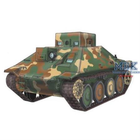 Hetzer ST III Czech post-war version