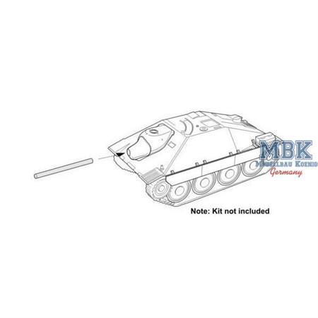 Hetzer 75mm Pak 39 L/48 metal gun barrel