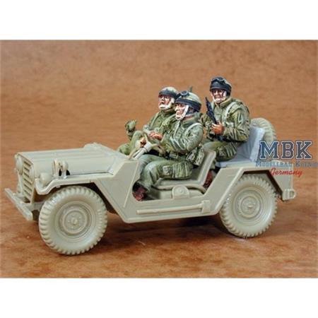 IDF Besatzung für M151 / Crew IDF M151