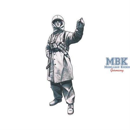 Wehrmacht soldier (Winter Clothes), Winter 1942