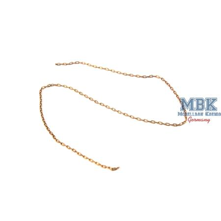 Medium Brass Chain / Mittlere Messingkette