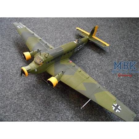 Junkers Ju-52 / 3M 2/KGzbV1, Milos, Greece 1941