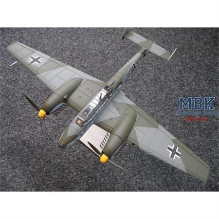 Me110C-4, ZG52, Charleville, 1940