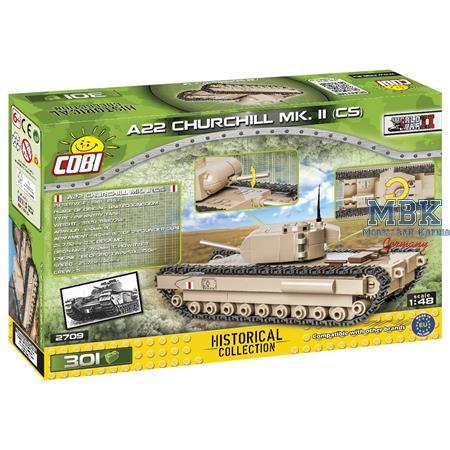 A22 Churchill Mk. II (CS)