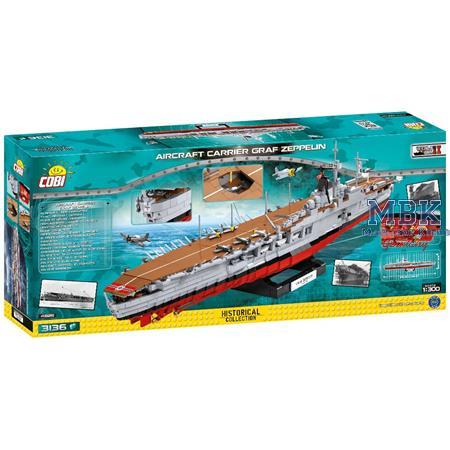 Aircraft Carrier Graf Zeppelin
