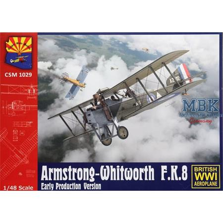 Armstrong-Whitworth F.K.8 Late Production