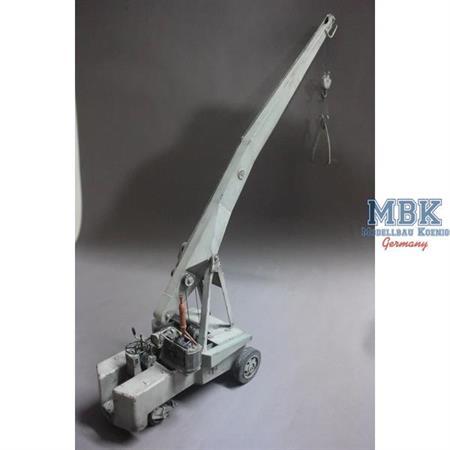 Fahrbarer Kran MIAG K 5000-P