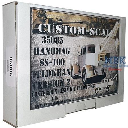 Hanomag SS-100 Feldkran Version 2
