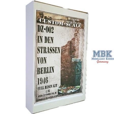 In den Straßen von Berlin 1946