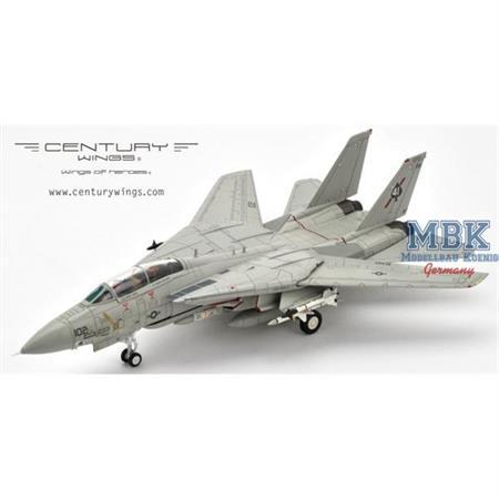 "F-14A Tomcat AJ102 VF-41 Black Aces ""SU-22 Killer"""