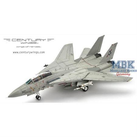"F-14A Tomcat AJ107 VF-41 Black Aces ""SU-22 Killer"""