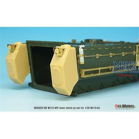 IDF M113 APC Basic PE Detail up set