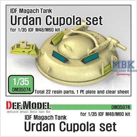 IDF Urdan Cupola set for Magach tank