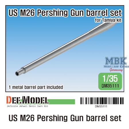 US M26 Pershing Gun barrel set