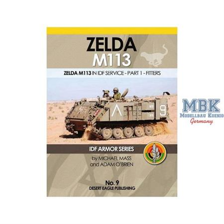 Zelda M113 in IDF Service, Part 1: Fitters