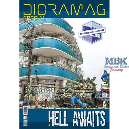 Hell Awaits  - Dioramag Special