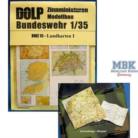 Landkarten I