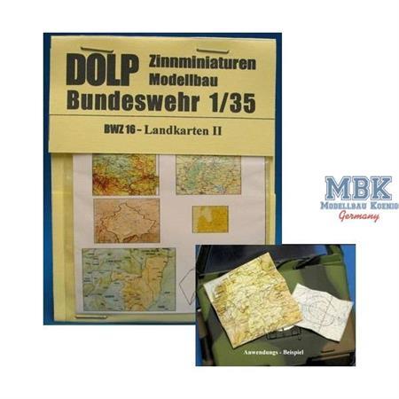 Landkarten II