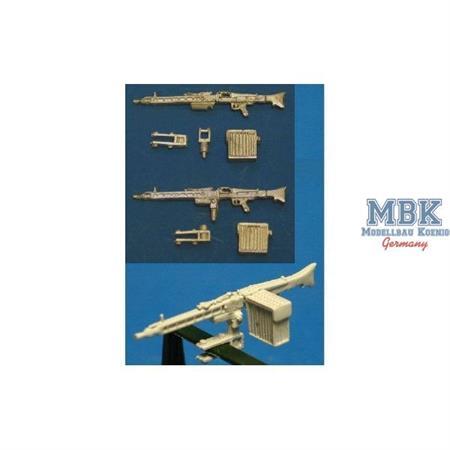BW Waffen Set VII